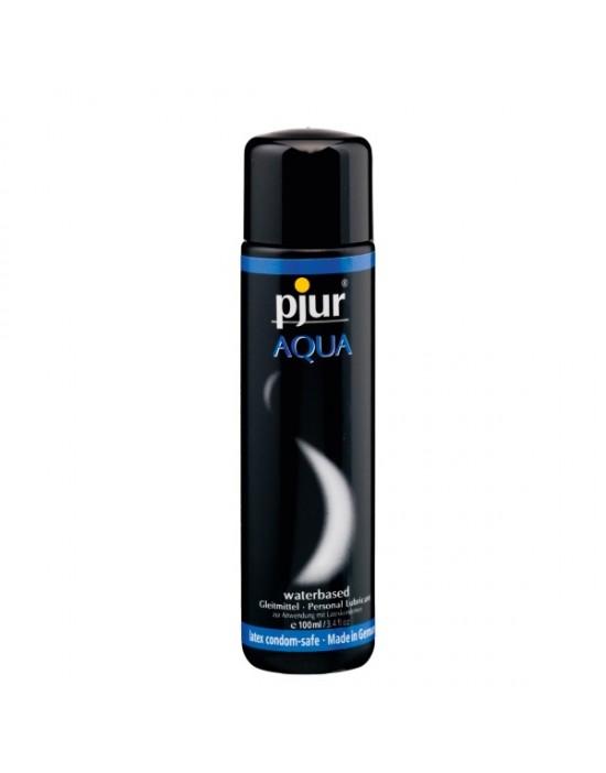 pjur Aqua 100 ml-waterbased