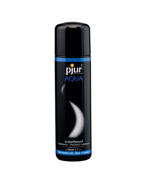 pjur Aqua 250 ml-waterbased