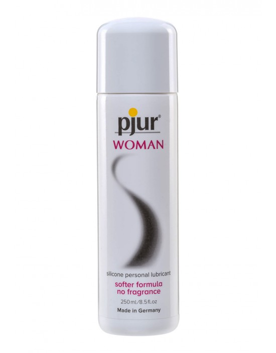 pjur Woman 250 ml -silicone