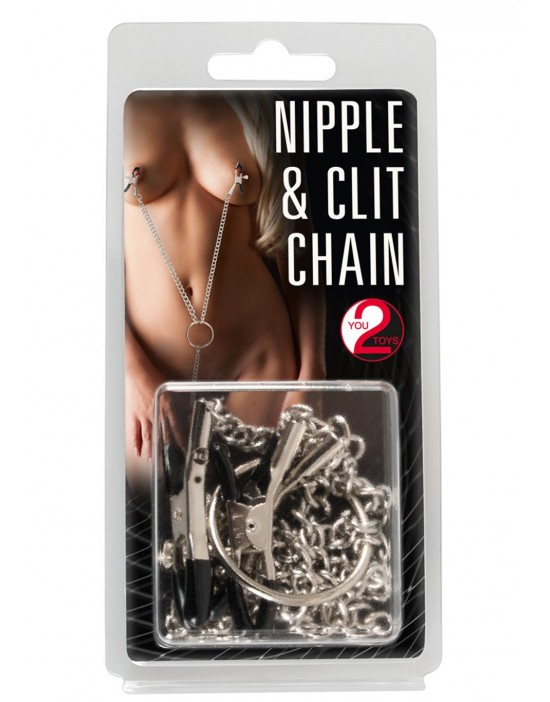 Nipple & Clit Chain