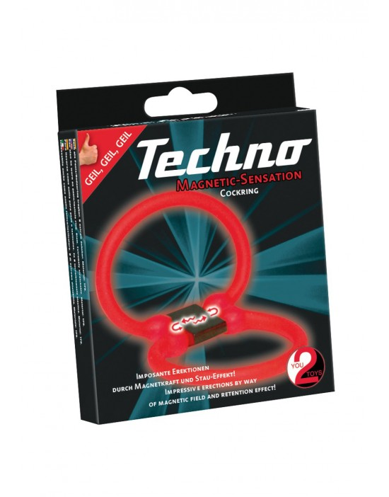 Techno Cock Ring