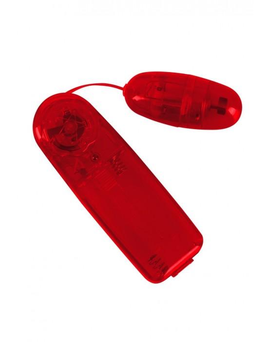 Wibrator Vibr Bullet red