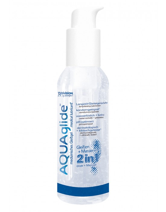 AQUAglide 2 in 1, 125 ml