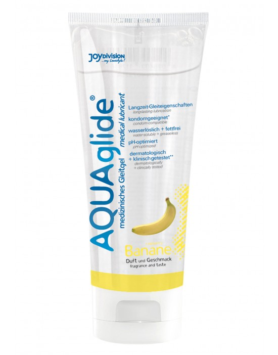 AQUAglide Banana, 100 ml