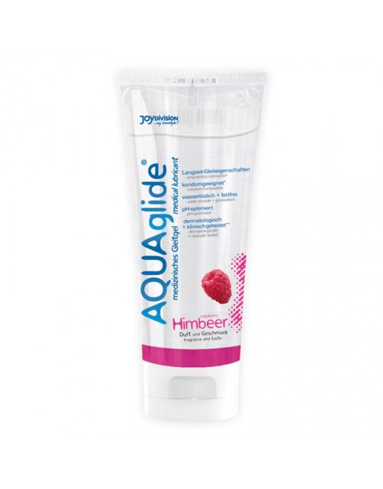 AQUAglide rasberry. 100ml