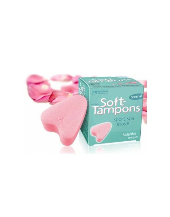 Soft-Tampons normal, Box of...