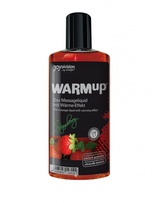 WARMup Strawberry, 150 ml