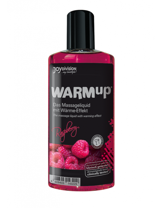 WARMup Raspberry, 150 ml