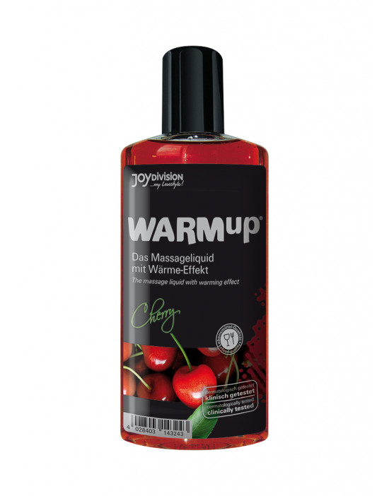 WARMup Cherry, 150 ml
