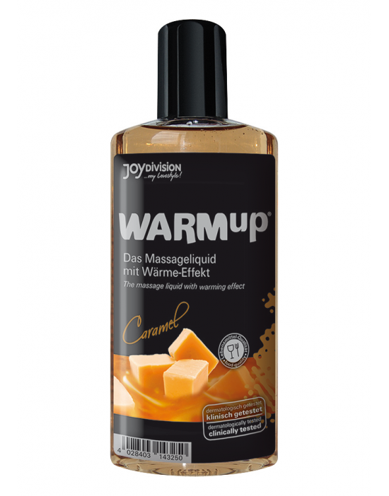WARMup Caramel, 150 ml