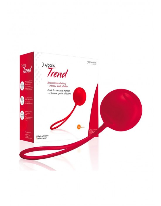 Joyballs Trend single, red