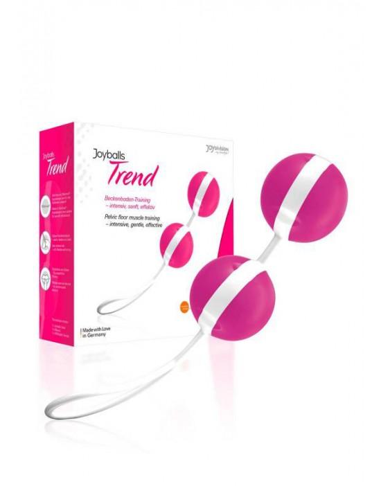 Joyballs Trend, pink-white