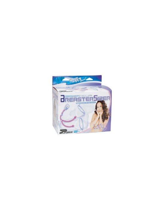 Breast Enlarger - Twin Cup