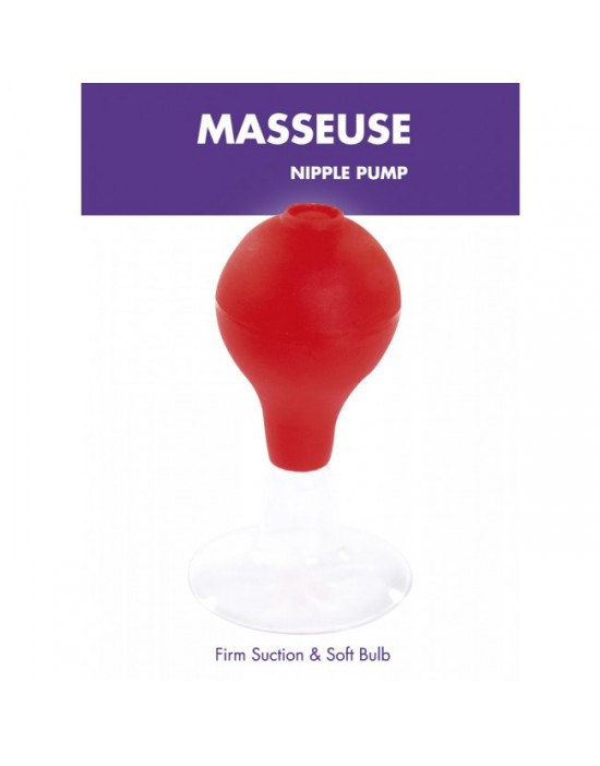 Masseuse Nipple Pump Kinx