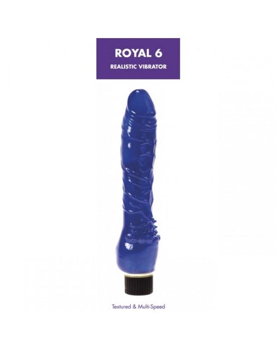 Wibrator żelowy Royal 6...