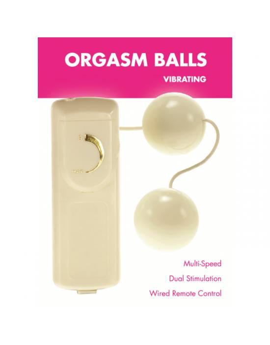 Orgasm Balls Vibrating Love...