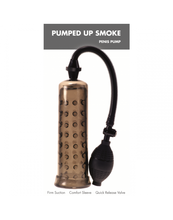 Pumped Up Smoke Penis Pump