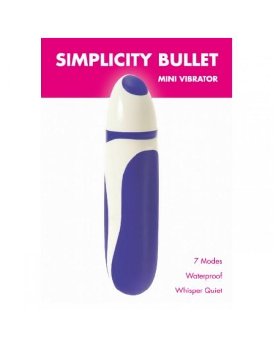Wibrator Simplicity Bullet...