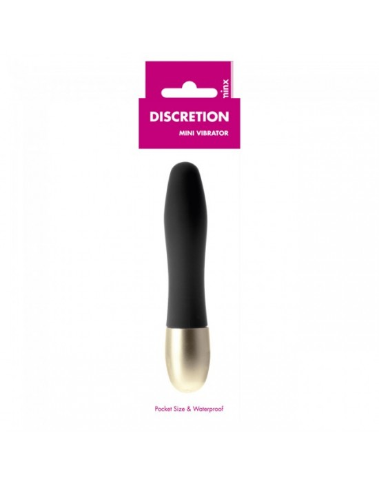 Discretion Mini Vibe Black1AA