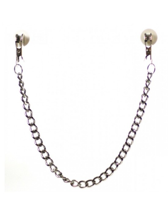 "Chain Clasps 14.5"" Metal..."
