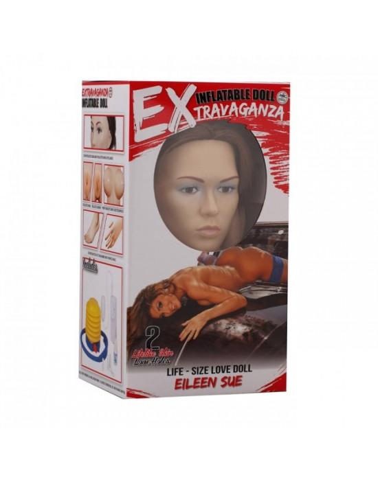 EXtravaganza doll Eileen Sue